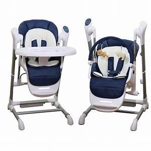 Chaise Haute 2 En 1 : chaise haute transat et balancelle evolutif splity 3 en 1 bebe2 ~ Louise-bijoux.com Idées de Décoration