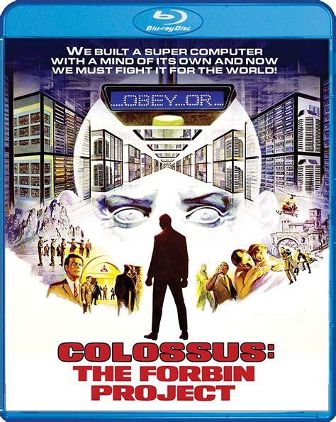 colossus  forbin project blu daily dead