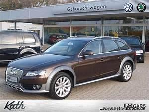 Audi A4 Allroad 2010 : 2010 audi a4 allroad a4 allroad quattro 2 0 tfsi climate car photo and specs ~ Medecine-chirurgie-esthetiques.com Avis de Voitures