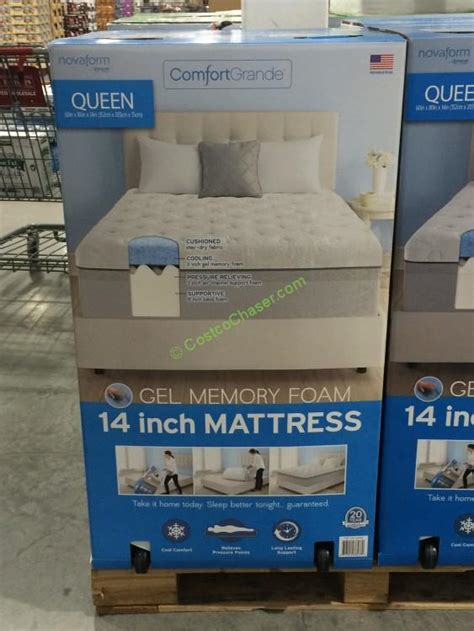 costco mattress reviews memory foam mattress reviews 2016