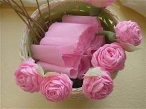 Comment Faire Des Roses En Papier : faire des roses en papier cr pon aj26 jornalagora ~ Melissatoandfro.com Idées de Décoration