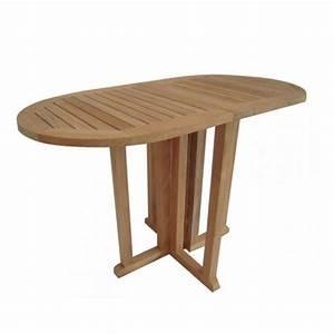 Tisch 120 X 60 : holz gartentisch solo klappbar oval teak tisch 120 x 60 x 80 cm neu balkontisch ebay ~ Bigdaddyawards.com Haus und Dekorationen