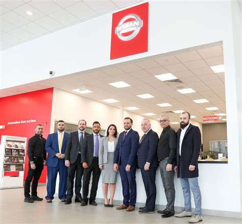 nissan  dearborn working  build strong community