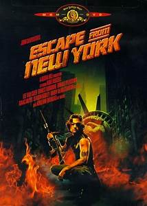 Escape From New York (1981) on Collectorz.com Core Movies