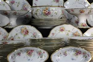 Vaisselle En Porcelaine : service vaisselle porcelaine ancienne achat service vaisselle sortir en allier ~ Teatrodelosmanantiales.com Idées de Décoration