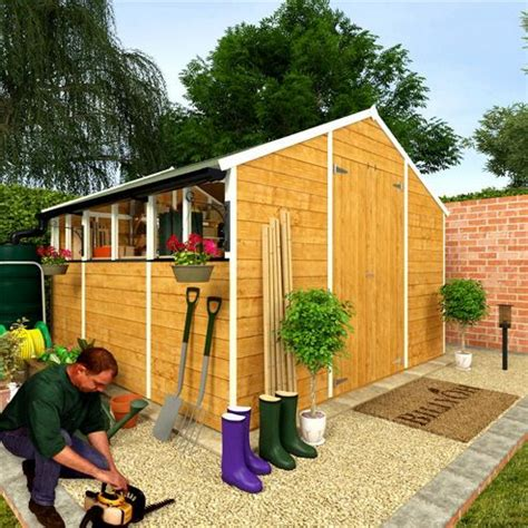 garden sheds lincoln buy billyoh 4000m lincoln tongue and groove door