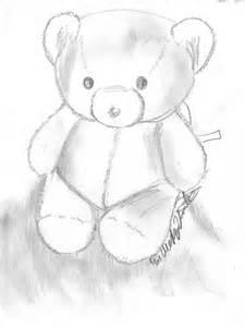 Teddy Bear Sketches