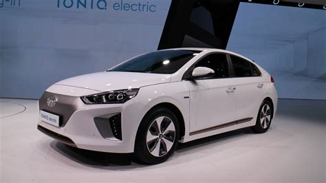 Hyundai Ioniq Electric Car Offered On 'ioniq Unlimited