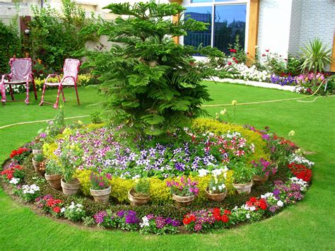 How To Develop Flower Garden Ideas