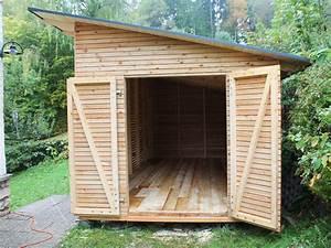 Gartenhaus Holz Pultdach : lappi lappi holzbau aus der steiermark gartenhaus ~ Articles-book.com Haus und Dekorationen