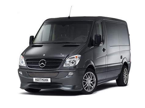 Hartmann Channels Air Force One With New Sprinter-based