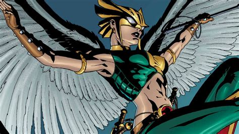 Hawkgirl Joins Arrow/flash Spin-off
