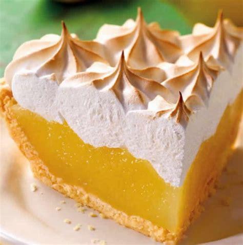 tarte au citron meringuee avec thermomix recette facile