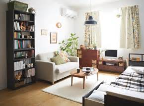 Japanese Small Apartment Interior