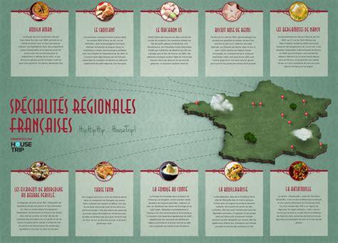 cuisine nancy les plats français en région infographie je papote