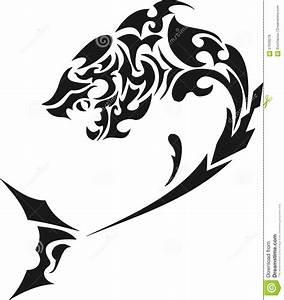 Gambar Tato Ikan Hiu