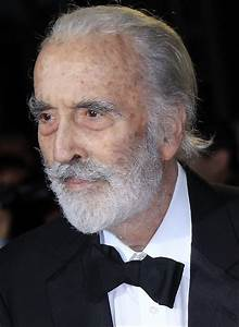 Prolific British actor Christopher Lee dies at age 93 ...