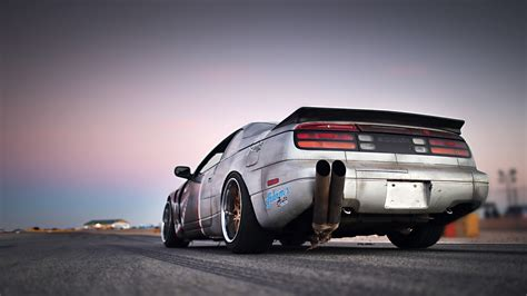 300zx Wallpaper 4k by Nissan 300zx Exhaust Hd Cars 4k Wallpapers Images