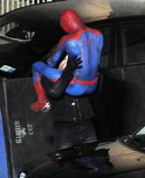 Spider man is gay