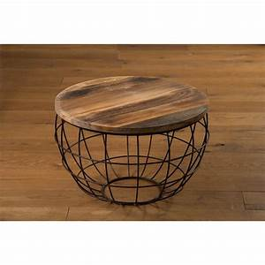 Metal And Woods : wood and metal coffee table metal coffee table desres home ~ Melissatoandfro.com Idées de Décoration