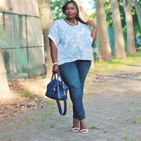 Perfect Plus Size Jeans From Diane Gilman Stylish Curves