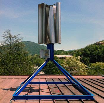 mini eolico da terrazzo sportello energia home