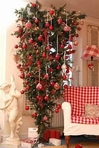 Weihnachtsbaum Rot Weiß : 25 einzigartige weihnachtsdeko rot wei ideen auf pinterest deko weihnachten rot diy ~ Yasmunasinghe.com Haus und Dekorationen
