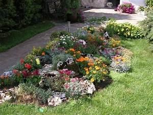 Steingarten Bilder Beispiele : steingarten anlegen ideen garten und bauen ~ Lizthompson.info Haus und Dekorationen