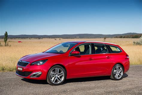 Peugeot 308 Wagon by Peugeot 308 Wagon Is A Terrific Load Lugger