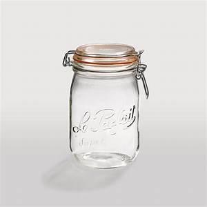 Bocaux En Verre Pour Conserves : les bocaux de conserve en verre le parfait ~ Nature-et-papiers.com Idées de Décoration
