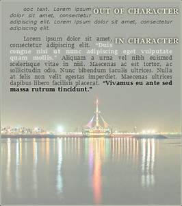 Character Letter Template Free Rpg Post Templates Rp Posting Tables Forum Roleplay