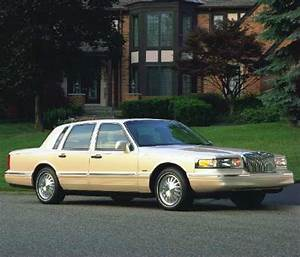 Lincoln Town Car Cartier Edition  1997