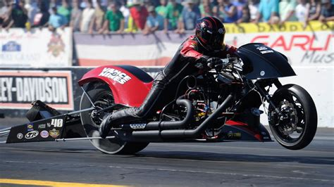 mickey thompson tires nhra top fuel harley schedule set