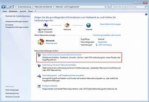 Neues Netzwerk Einrichten : internet by call unter windows vista 7 8 und 10 ~ Watch28wear.com Haus und Dekorationen