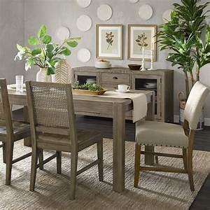 Harbor, Dining, Table, Solid, Wood, Washed, Grey, Traditional, Harbor, House, Hh121