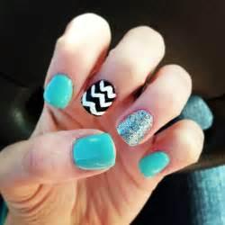 Nails cute pink nail designs chevron perfect