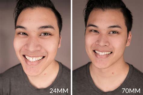 focal length affects headshots slr lounge