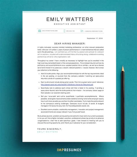 quickly write  killer cover letter