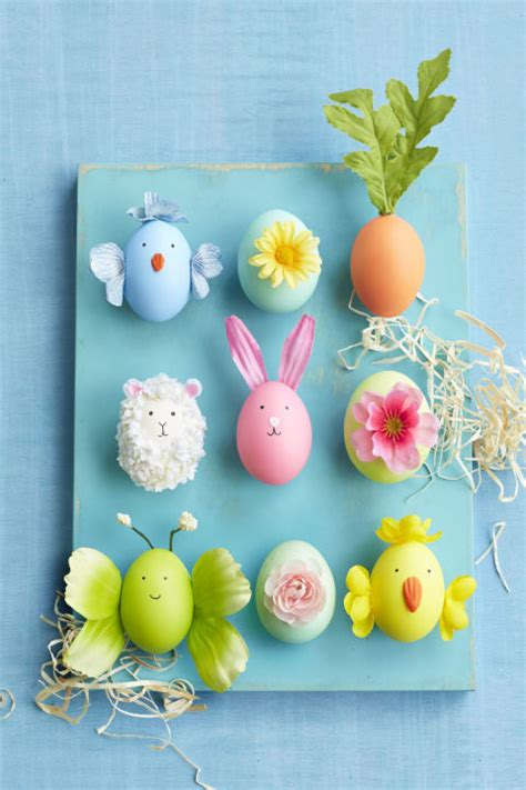 easy egg decorating ideas how to make an adorable lamb easter egg easy diy flower and animal eggs