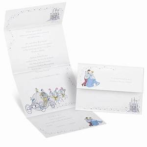 Disney to the ball seal and send invitation cinderella for Sending wedding invitations to disney princesses