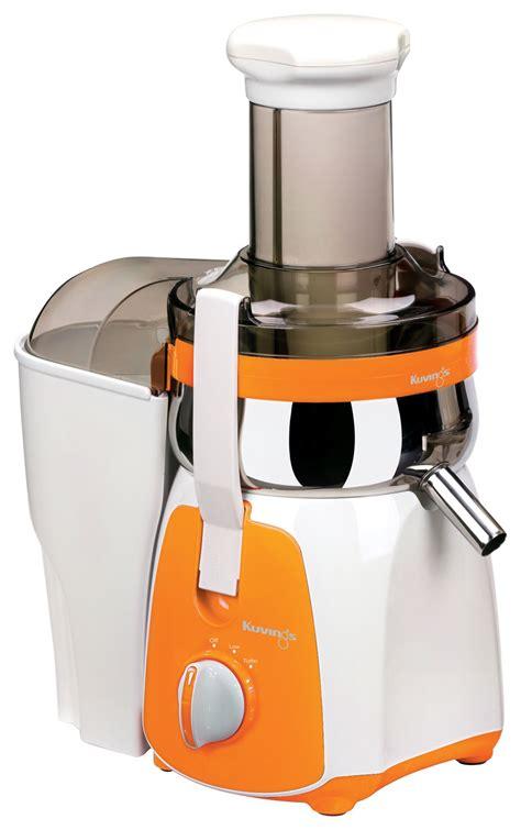 juicer centrifugal kuvings orange nj