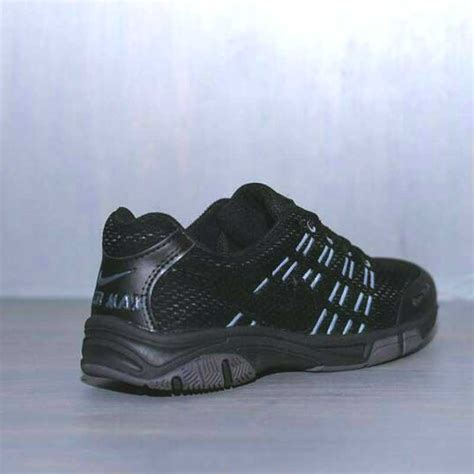sepatu olahraga nike air max full hitam nam 004 omsepatu com