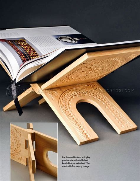 ideas  book stands  pinterest recipe  cookbook stands large ipad  rustic