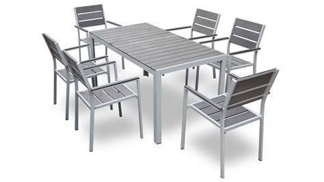 table chaise exterieur table haute jardin les moins chers de notre comparateur