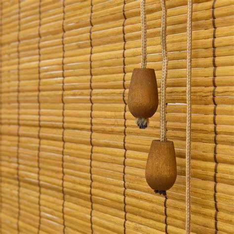 Sichtschutz Fenster Ebay by Bambus Holz Raffrollo Rollo Bambusrollo Fenster