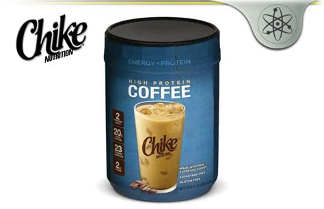 Each serving of chike high protein iced coffee contains 20 grams of whey protein and 2 shots of premium espresso to help maximize muscle while giving you sustained energy to start off your day on the right foot. Chike Nutrition Review - High Protein Coffee & Meal Replacement Shakes?