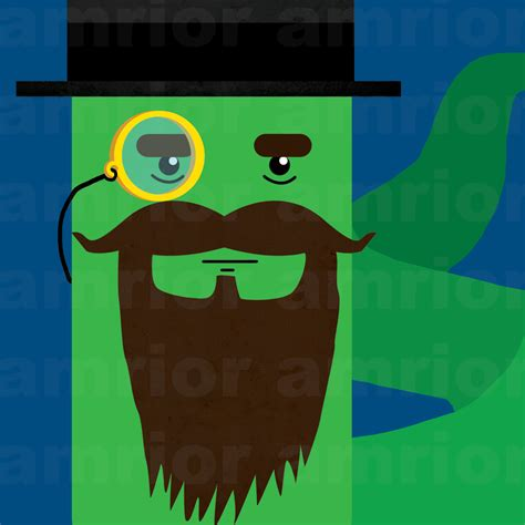 My Bearded Submission To The Xbox One Gamerpic Contest