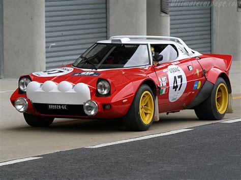 Magic Classic Car Racing Lancia Stratos