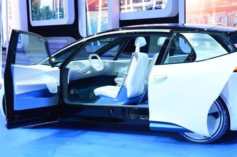 Volkswagen Id Concept La Future Bmw I3 De Vw Une