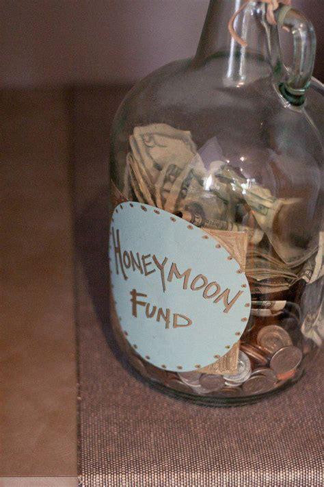 12 unique wedding ideas on a budget honeymoon jar our